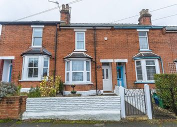 Thumbnail 2 bed terraced house for sale in Treadwell Road, Epsom