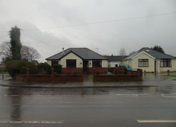 Thumbnail 3 bed detached bungalow for sale in Llantarnam Road, Llantarnam, Cwmbran
