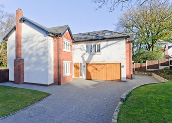 Thumbnail 4 bedroom detached house for sale in Junction Road, Deane, Bolton, Lancashire
