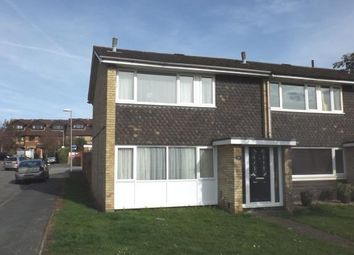 Thumbnail 3 bed end terrace house for sale in Taplow, Maidenhead, Buckinghamshire