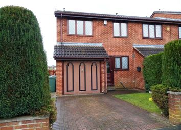 Thumbnail 3 bed end terrace house for sale in Raynel Gardens, Leeds