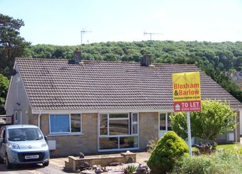 Thumbnail 2 bed bungalow to rent in Wolvershill Park, Banwell