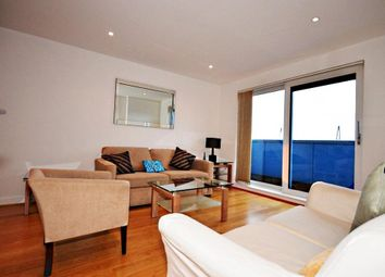 Thumbnail 2 bed flat to rent in 18 Western Gateway, Westgate Apartments, Royal Victoria Docks, London