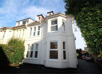Thumbnail 2 bedroom flat for sale in 2 Campbell Road, Bournemouth, Dorset