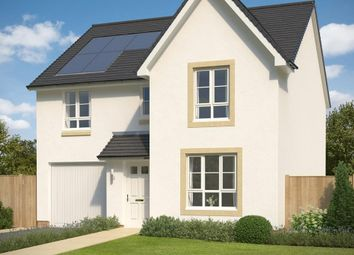 "Thumbnail 4 bed detached house for sale in ""Dunbar"" at Huntingtowerfield, Perth"
