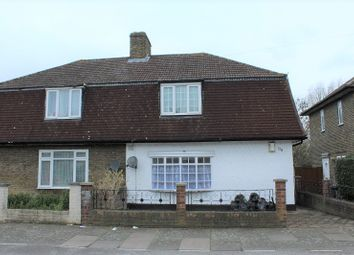 Thumbnail 3 bed semi-detached house for sale in Grangemill Road, London