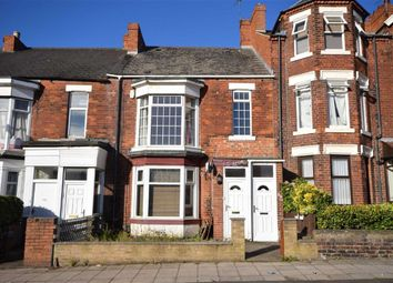Thumbnail 3 bed flat for sale in Hartington Terrace, South Shields