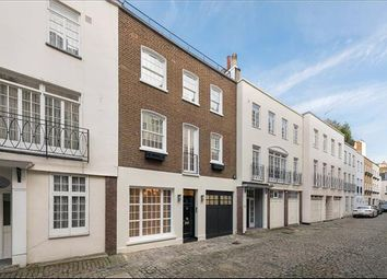 Thumbnail 3 bed mews house for sale in Eaton Mews South, Belgravia, London