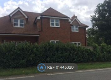 Thumbnail 4 bed detached house to rent in Bridge House, Braishfield