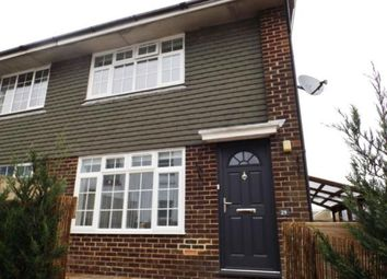 Thumbnail 2 bed end terrace house for sale in Nursery Gardens, West Street, Ryde