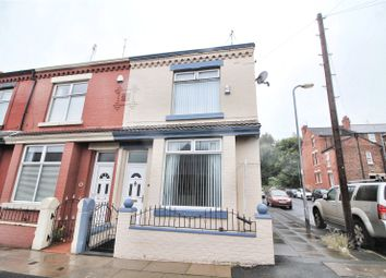 Thumbnail 3 bedroom end terrace house for sale in Gloucester Road, Bootle