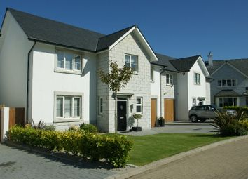 Thumbnail 4 bed detached house to rent in Oakhill Grange, West End, Aberdeen