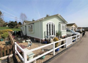 Thumbnail 2 bed mobile/park home for sale in Caravan Site, Belindas Park, Milkwall, Coleford