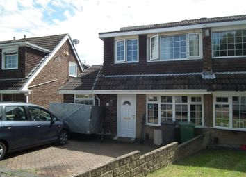 Thumbnail 3 bed semi-detached house to rent in Highlea Close, Yeadon, Leeds