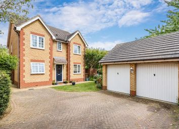 Thumbnail 4 bed detached house for sale in Creslow Way, Stone, Aylesbury