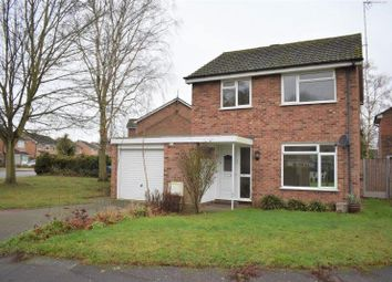 Thumbnail 3 bed detached house to rent in Chaucer Way, Colchester