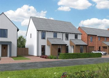 Thumbnail 3 bed semi-detached house for sale in Orchard View, Kingfisher Rise, Newton St Cyres