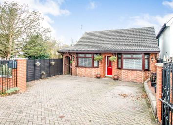 Thumbnail 3 bed detached bungalow for sale in Wollaston Road, Irchester, Wellingborough