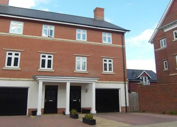 Thumbnail 4 bed end terrace house to rent in Barn Croft Drive, Lower Earley, Reading