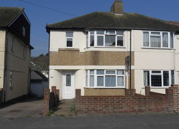 Thumbnail 4 bedroom semi-detached house to rent in Lower Bevendean Avenue, Brighton