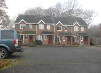 Thumbnail 2 bed terraced house to rent in Cuckmere Close, Hailsham