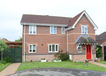 Thumbnail 4 bed detached house for sale in Milestone Way, Gillingham