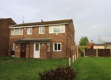 Thumbnail 3 bed terraced house to rent in Begonia Close, Chelmsford