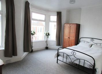 Thumbnail 5 bed terraced house to rent in Malefant Street, Cathays Cardiff