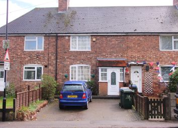 Thumbnail 2 bedroom terraced house for sale in Valley Road, Coventry