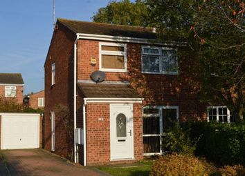 3 bed semi-detached house for sale in Lowlands Close, Rectory Farm, Northampton NN3