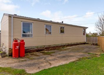Thumbnail 2 bedroom mobile/park home for sale in Old School Yard, Trefgarn-Owen, Haverfordwest