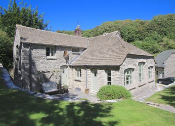 Thumbnail 3 bed semi-detached house for sale in Hillbottom, Worth Matravers, Swanage