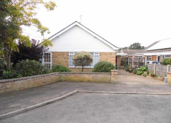 Thumbnail 2 bed detached bungalow for sale in Valley Rise, Dersingham, King's Lynn