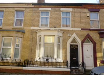 Thumbnail 3 bedroom terraced house to rent in Cotswold Street, Liverpool