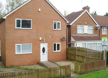 Thumbnail 2 bed flat for sale in Alwold Road, Weoley Castle