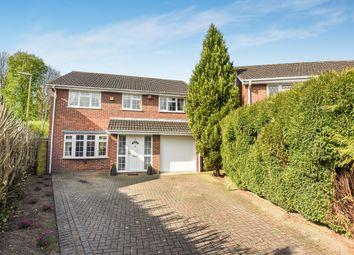 Thumbnail 4 bedroom detached house for sale in Hatch Warren Gardens, Basingstoke