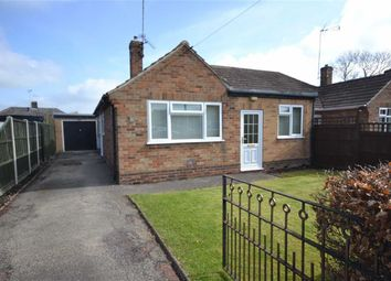 Thumbnail 2 bed semi-detached bungalow for sale in Springfield Road, Southwell, Nottinghamshire