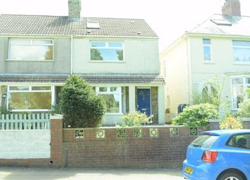 3 bed semi-detached house for sale in Prospect Place, Sketty, Swansea SA2