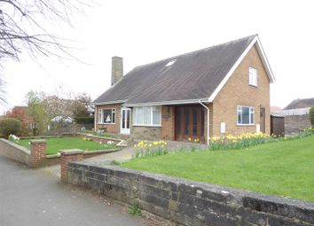 Thumbnail 4 bed detached bungalow for sale in Springfield Road, Midway, Swadlincote
