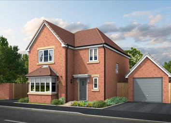 Thumbnail 4 bed detached house for sale in Signal Road, Cam