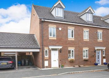Thumbnail 4 bed town house for sale in Youngs Orchard, Abbeymead, Gloucester