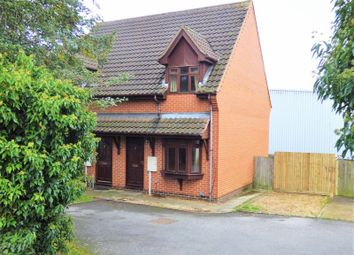 Thumbnail 2 bed semi-detached house for sale in Duston Road, Duston