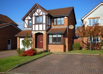 Thumbnail 4 bed detached house for sale in Ochil View, Uddingston, Glasgow