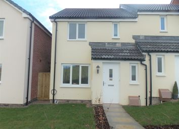 Thumbnail 3 bed semi-detached house to rent in Pyrite Gardens, Liskeard
