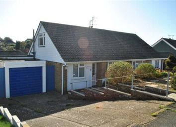Thumbnail 3 bed bungalow to rent in Valley Drive, Seaford