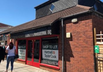 Thumbnail Retail premises to let in Unit A, Black Swan Walk, Leominster, Herefordshire