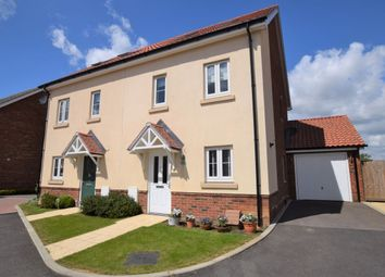 Thumbnail 3 bed semi-detached house for sale in Fieldview Close, Henham, Bishop's Stortford