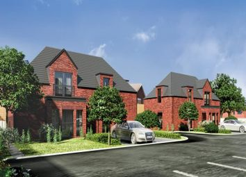 Thumbnail 2 bedroom flat for sale in Baronscourt Manor, Carryduff, Belfast