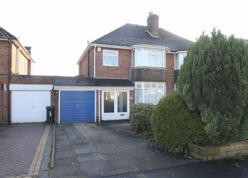 3 bed semi-detached house for sale in Manor Abbey Road, Halesowen, West Midlands B62