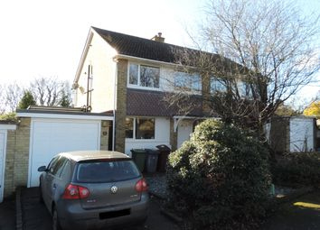 Thumbnail 5 bed semi-detached house for sale in Torrington Drive, Potters Bar